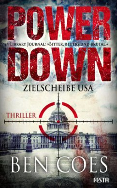 Power Down - Zielscheibe USA - Coes, Ben