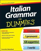 Italian Grammar For Dummies (eBook, PDF)
