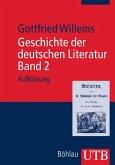 Geschichte der deutschen Literatur. Band 2 (eBook, ePUB)