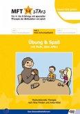 MFT 4-8 Stars - Für 4- bis 8-Jährige mit spezieller Therapie der Artikulation von s/sch - Übung & Spaß mit Muki, dem Aff