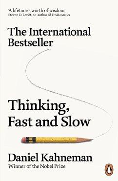 Thinking, Fast and Slow (eBook, ePUB) - Kahneman, Daniel