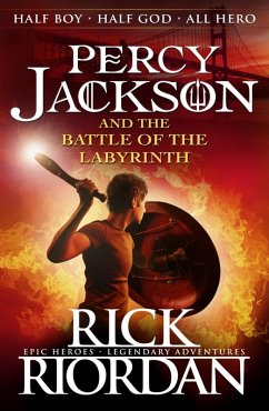 Percy Jackson and the Battle of the Labyrinth (Book 4) (eBook, ePUB) - Riordan, Rick