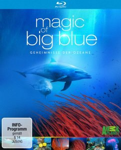 Magic of Big Blue - Geheimnisse der Ozeane (3 Discs)