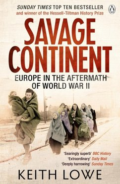 Savage Continent (eBook, ePUB) - Lowe, Keith