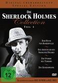 Die Sherlock Holmes Collection - Teil 1 DVD-Box