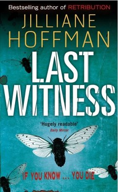 Last Witness (eBook, ePUB) - Hoffman, Jilliane