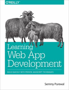 Learning Web App Development
