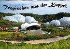 Tropisches aus der Kuppel (Wandkalender immerwährend DIN A2 quer)