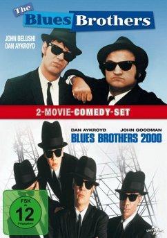 The Blues Brothers / Blues Brothers 2000 - 2 Disc DVD - Dan Aykroyd,John Belushi,John Goodman
