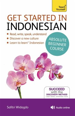 Get Started in Beginner's Indonesian - Byrnes, Christopher; Nyimas, Eva