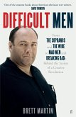 Difficult Men (eBook, ePUB)