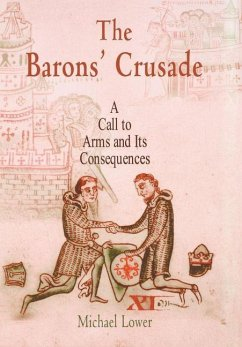 The Barons' Crusade (eBook, ePUB) - Lower, Michael