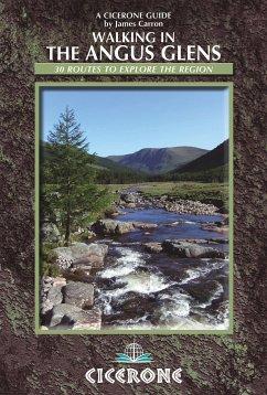 Walking in the Angus Glens (eBook, ePUB) - Carron, James