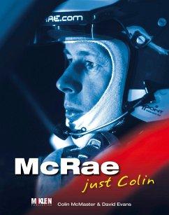 McRae - McMaster, Colin;Evans, David