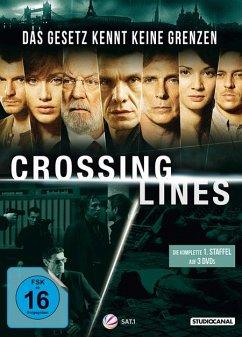 Crossing Lines - Staffel 1 DVD-Box - Sutherland,Donald/Fichtner,William