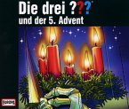 Die drei ???, Der 5. Advent, 3 Audio-CDs