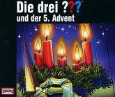 Die drei ???, Der 5. Advent, 3 Audio-CDs