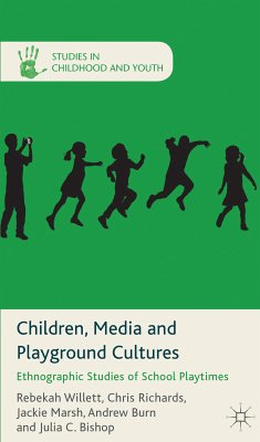 Children, Media and Playground Cultures (eBook, PDF)