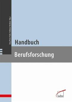 Handbuch Berufsforschung (eBook, PDF)