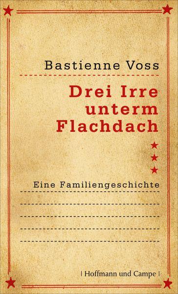 Drei Irre unterm Flachdach (eBook, ePUB) - Voss, Bastienne