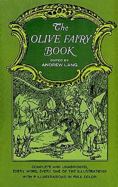 The Olive Fairy Book (eBook, ePUB) - Lang, Andrew
