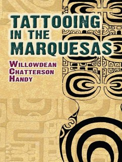 Tattooing in the Marquesas (eBook, ePUB)