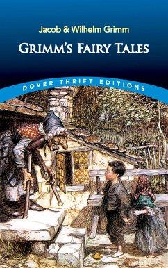 Grimm's Fairy Tales (eBook, ePUB) - Grimm, Jacob; Grimm, Wilhelm