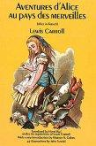 Aventures d'Alice au Pays des Merveilles (eBook, ePUB)