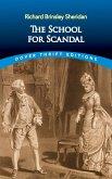 The School for Scandal (eBook, ePUB)
