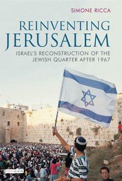 Reinventing Jerusalem (eBook, PDF) - Ricca, Simone
