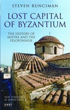 Lost Capital of Byzantium (eBook, PDF) - Runciman, Steven