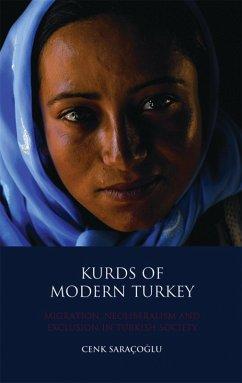 Kurds of Modern Turkey (eBook, PDF) - Saracoglu, Cenk