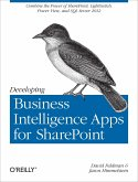 Developing Business Intelligence Apps for SharePoint (eBook, ePUB)