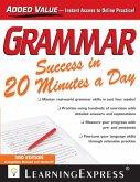 Grammar Success in 20 Minutes a Day (eBook, ePUB)