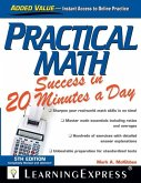 Practical Math Success in 20 Minutes a Day (eBook, ePUB)