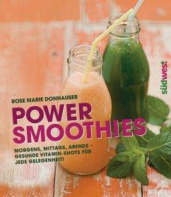 Power-Smoothies (eBook, ePUB) - Donhauser, Rose Marie