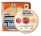 Sonnengruß im Badeschaum (Badebuch mit Audio-CD)