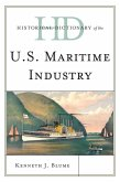 Historical Dictionary of the U.S. Maritime Industry (eBook, ePUB)