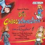 Die Chaosschwestern sind unschlagbar! / Die Chaosschwestern Bd.2 (MP3-Download)