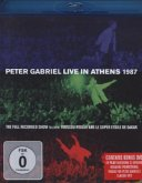 Peter Gabriel - Live In Athens (+ DVD)