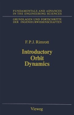 Introductory Orbit Dynamics - Rimrott, Fred P.
