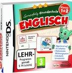 Lernerfolg Grundschule: Englisch Klasse 1+2 (Nintendo DS)