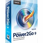 Power2Go 9 Deluxe (Download für Windows)
