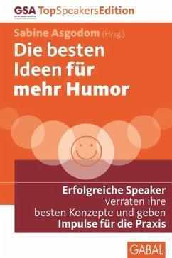 Die besten Ideen für mehr Humor (eBook, PDF)