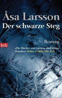 Der schwarze Steg (eBook, ePUB) - Larsson, Åsa