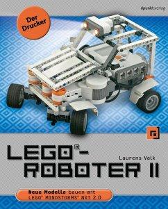 LEGO®-Roboter II - Der Drucker (eBook, ePUB) - Valk, Laurens