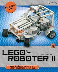LEGO®-Roboter II - Inventor-Bot (eBook, ePUB) - Valk, Laurens