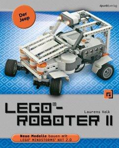 LEGO®-Roboter II - Der Jeep (eBook, ePUB) - Valk, Laurens