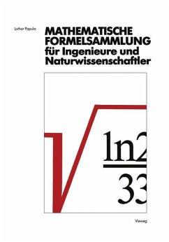 Mathematische Formelsammlung für Ingenieure und...