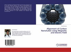 Alignment of Carbon Nanotubes using Magnetic and Electric Field - Kumar, Suresh
